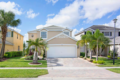Royal Palm Beach Single Family Home Contingent: 189 Berenger Walk