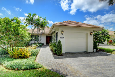 Boca Raton Single Family Home For Sale: 20087 Waters Edge Drive #205