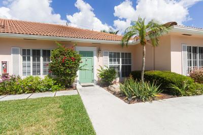 Broward County, Palm Beach County Single Family Home For Sale: 770 E Camino Real #0060
