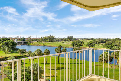 North Palm Beach Condo For Sale: 336 Golfview Road #603