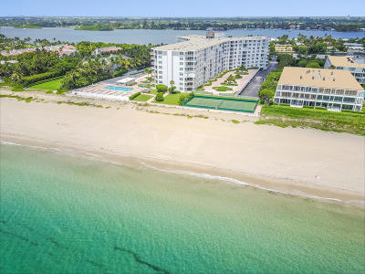Palm Beach Condo For Sale: 2295 S Ocean Boulevard #No 219