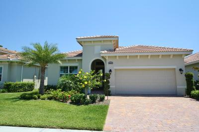 St Lucie County Single Family Home For Sale: 10949 SW Visconti Way