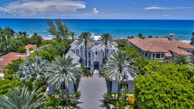 Highland Beach Rental For Rent: 2525 S Ocean Boulevard
