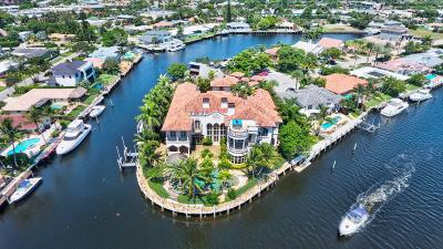 Deerfield Beach Single Family Home For Sale: 75 Little Harbor Way