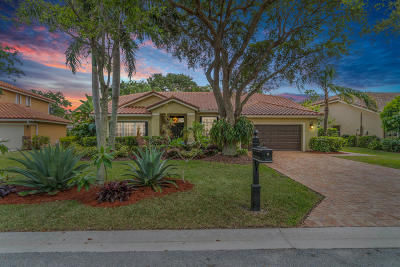Coral Springs Single Family Home Contingent: 1350 NW 102nd Drive