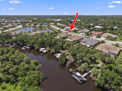 Stuart Single Family Home For Sale: 336 SW Lost River Road