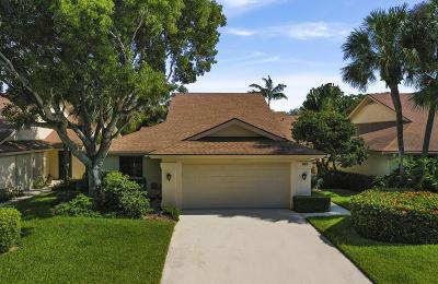 Jupiter Single Family Home For Sale: 103 Inner Harbour Way