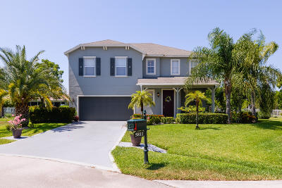 Torino Single Family Home For Sale: 5811 NW Breezy Brook Court