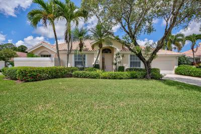 Palm Beach Gardens Single Family Home For Sale: 244 Eagleton Estate Boulevard