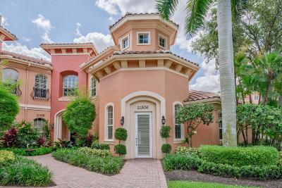 Palm Beach Gardens Single Family Home For Sale: 11506 Villa Vasari Drive