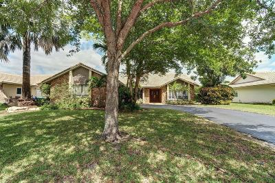Coral Springs Single Family Home For Sale: 4833 NW 92nd Terrace