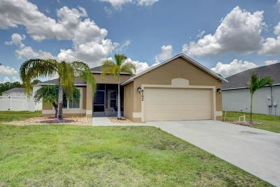 Single Family Home For Sale: 6142 NW Wild Cotton Way