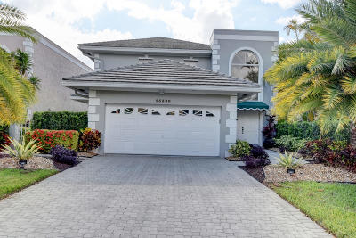 Boca Pointe Single Family Home For Sale: 23380 Butterfly Palm Court