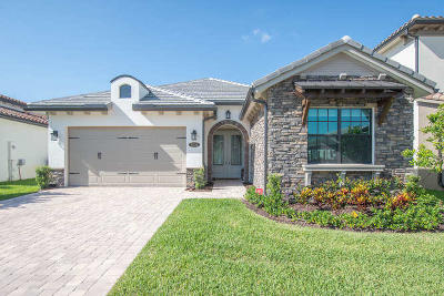 Boynton Beach Single Family Home For Sale: 8539 Grand Prix Lane
