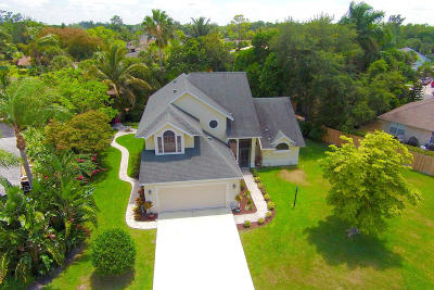 Royal Palm Beach Single Family Home Contingent: 103 Picasso Court