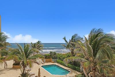 Boca Raton Condo For Sale: 310 S Ocean Boulevard #3010