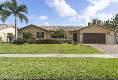 Boca Raton Single Family Home For Sale: 1440 SW 19th Street