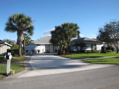 Wellington Single Family Home For Sale: 896 Lemongrass Lane Lane