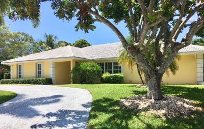 Atlantis Single Family Home For Sale: 509 Country Club Drive
