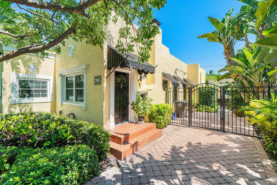 West Palm Beach Single Family Home For Sale: 604 Westwood Road