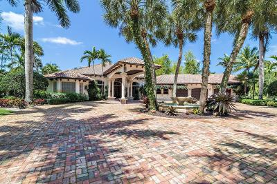 Palm Beach Gardens Single Family Home For Sale: 13610 Deer Creek Drive