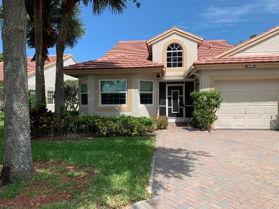 Delray Beach Single Family Home For Sale: 14494 Via Royale