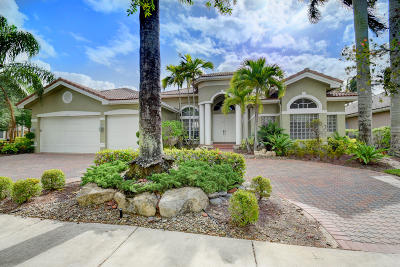 Delray Beach Single Family Home For Sale: 15770 Viana Winds Point