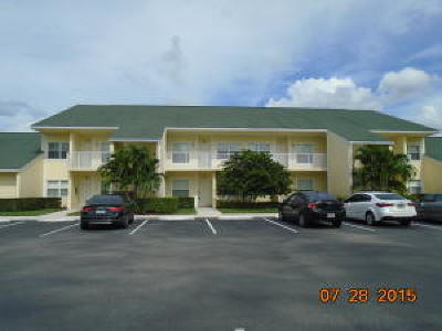 St Lucie County Condo For Sale: 4300 Gator Trace Drive #C