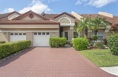 Tamarac Single Family Home For Sale: 9761 Malvern Drive