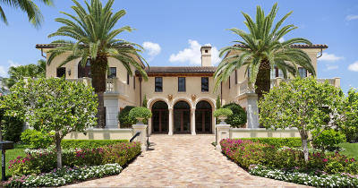 Boca Raton Single Family Home For Sale: 2659 Spanish River Road