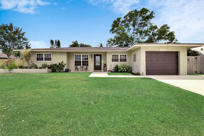 Royal Palm Beach Single Family Home Contingent: 793 Lilac Drive