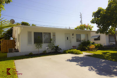 Tamarac Single Family Home Contingent: 1618 NW 45th Court