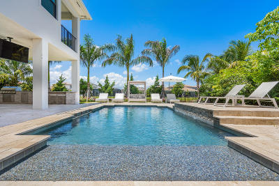Delray Beach  Single Family Home Contingent: 9729 Rennes Lane