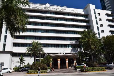 Miami Beach Condo For Sale: 6345 Collins Avenue #742