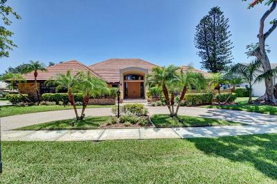 Boca Raton Single Family Home For Sale: 3050 St James Drive