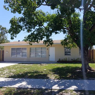 Pompano Beach Single Family Home For Sale: 2510 NE 7th Terrace