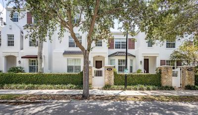 Miami Townhouse For Sale: 7639 SW 54th Court