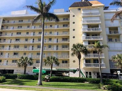 Boca Raton, Highland Beach, Delray Beach Condo For Auction: 3114 S Ocean Boulevard #308