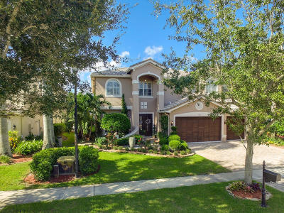 Delray Beach Single Family Home For Sale: 9547 Barletta Winds Point