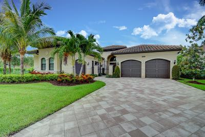 Delray Beach Single Family Home For Sale: 8510 Hawks Gully Avenue