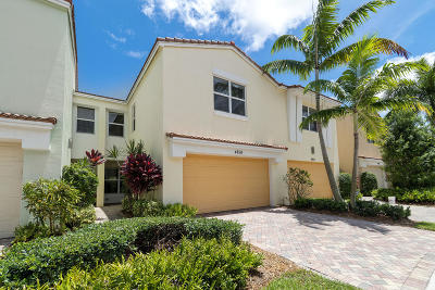 Boca Raton Townhouse For Sale: 4858 NW 16th Terrace
