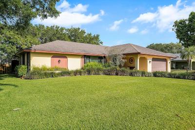 Single Family Home Sold: 1075 Widgeon Road