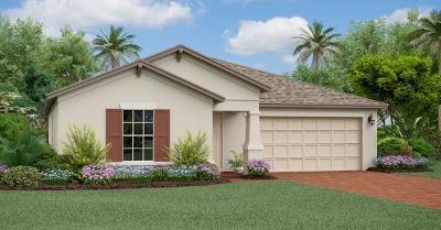 Fort Pierce Single Family Home Contingent: 4237 Birkdale Drive