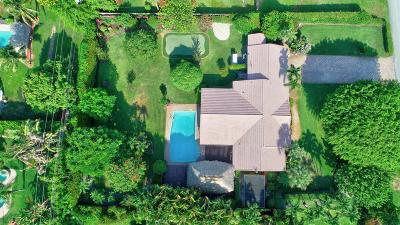 Delray Beach Single Family Home For Sale: 3210 Lowson Boulevard