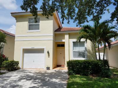 Lake Worth, Lakeworth Single Family Home For Sale: 6929 Perdido Bay Terrace