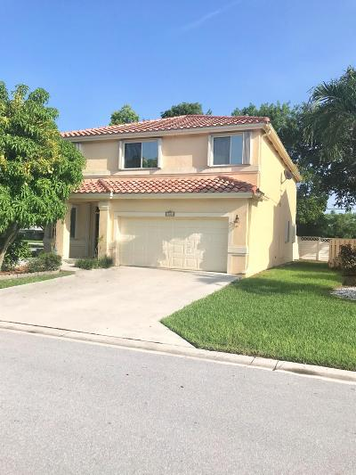 Boca Raton Single Family Home For Sale: 10614 Palm Spring Drive