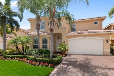 Boynton Beach Single Family Home For Sale: 8608 Woodgrove Harbor Lane
