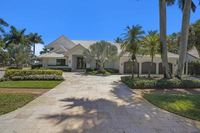 Boca Raton Single Family Home For Sale: 7259 Ayrshire Lane