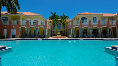 Palm Beach Gardens Condo For Sale: 11025 Legacy Boulevard #202