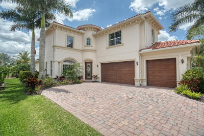 Jupiter FL Single Family Home For Sale: $999,500